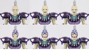 Image 5 - Offerta speciale Grande Giocattoli Dasin Ichi Hydrus Idra EX casco bronzo GT azione figura di modello del giocattolo del metallo armatura