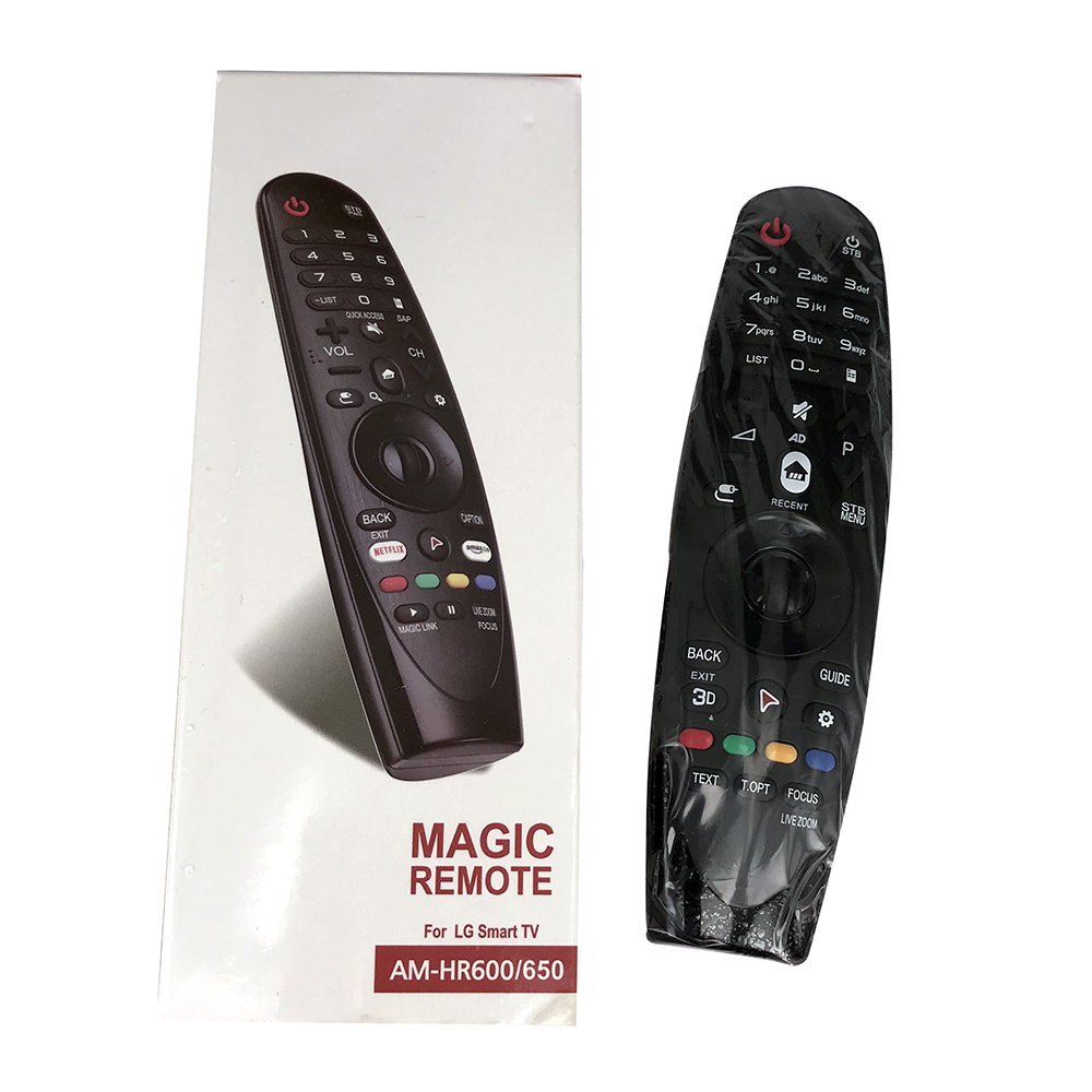 Image 4 - NUOVO AM HR650 AN MR650 Rplacement per LG Magico Telecomando di Controllo per il 2016 Smart TVs UH9500 UH8500 UH7700 FernbedienungTelecomandi   -