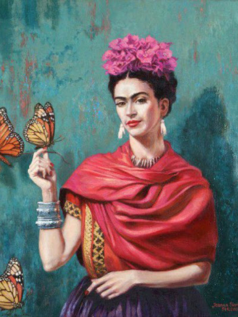 frida her life I am not sick i am broken but i am happy as long as i can paint frida kahlo was an incredibly amazing woman her life was filled with physical as well as emotional pain.
