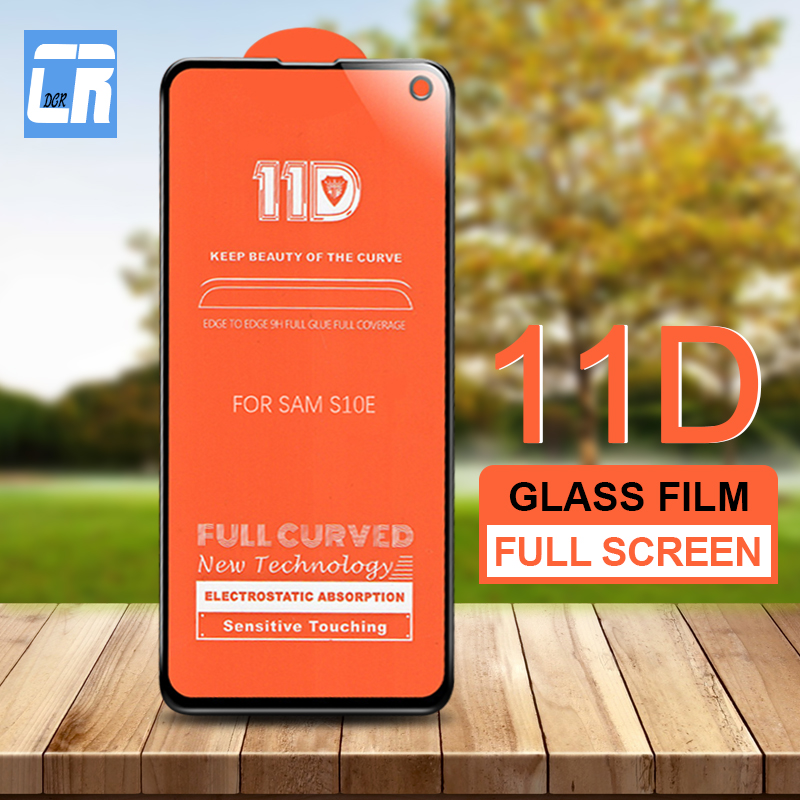 11D Full Protective Glass For Samsung Galaxy S10E M10 M20 M30 Screen Protector Samsung Galaxy A10 A20 A30 A50 A70 A80 A90 Glass