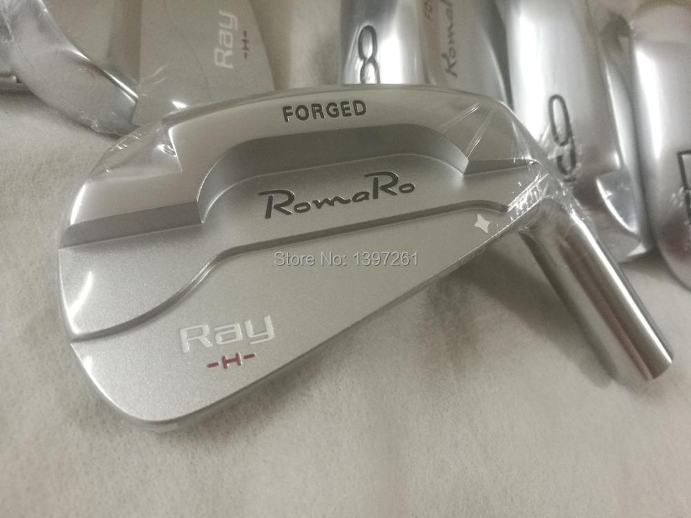 TourOK Golf clubs RomaRo Ray H high quality golf irons set 4 9p irons clubs no