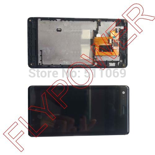 Подробнее о for Sony Xperia M C1904 C1905 LCD display with touch screen digitizer + frame assembly by free shipping for sony xperia t3 m50w d5102 d5103 d5106 lcd display with touch digitizer frame assembly by free shipping white