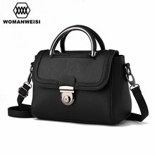 Luxury Handbags Women Bags Designer Brand New PU Leather Mini Small Lady Messenger Shoulder Bag Cross-body Bag For Female Bolsos