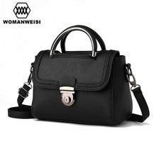 Luxury Handbags Women Bags Designer Brand New PU Leather Mini Small Lady Messenger Shoulder Bag Cross-body Bag For Female Bolsos