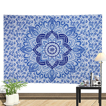 Summer Beach Towel Big Mediter Throw Printed Flora Wall Hanging Tapestry Blanket Soft Bedspread Yoga Mat Table Cloth Home Decor