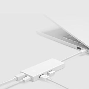 Image 2 - Original Xiaomi USB C to Mini DP Display Port Multi Functional Charger Extender 4K/60Hz PD3.0 65W Max Data Transfer Hub