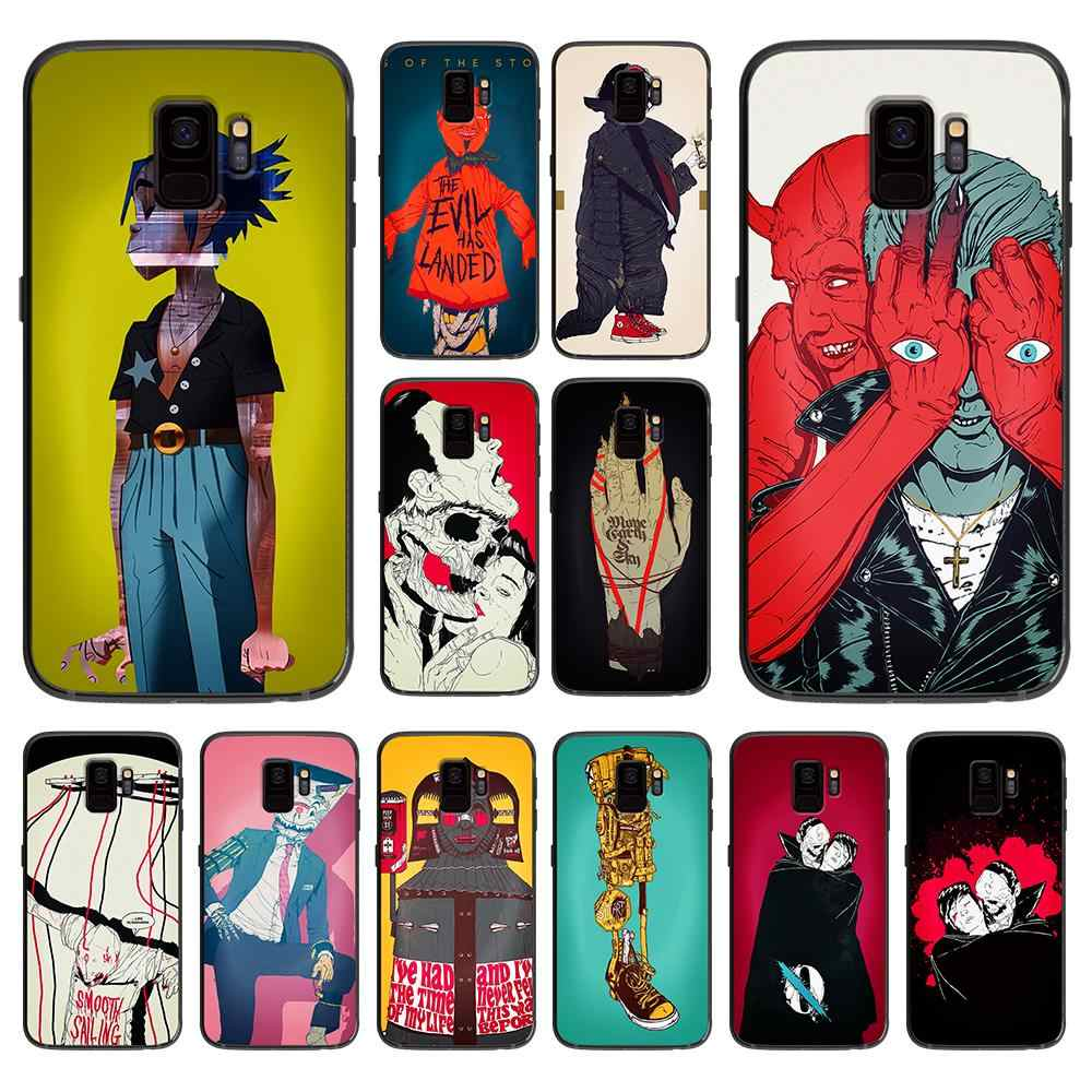 Queens of The Stone Age soft case สำหรับ Samsung Galaxy S6 S7 S8 S9 S10e Plus หมายเหตุ 8 9 กรณี