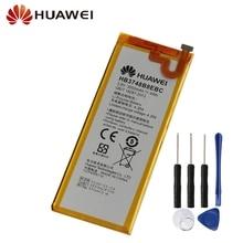 Original Replacement Battery For Huawei C199 Ascend G7 G7-TL100 C199-CL00 HB3748B8EBC Genuine Phone 3000mAh