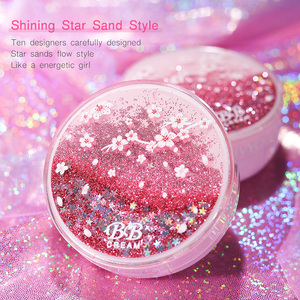 SHVYOG Whitening Air Cushion BB Cream Full Concealer Face Cream Oil Control Moisturizing Nude Foundation Base Cosmetic Replace