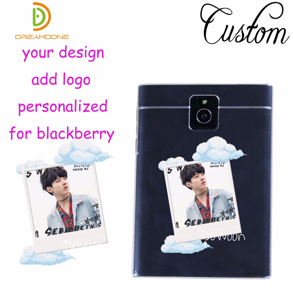 For <font><b>blackberry</b></font> <font><b>passport</b></font> <font><b>silver</b></font> <font><b>edition</b></font> priv leap dtek50 dtek60 dtek70 keyone plastic transparent phone <font><b>case</b></font> cover customized diy image