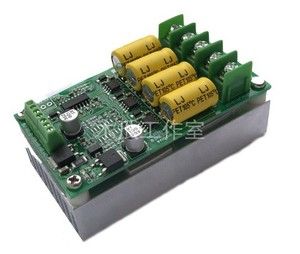 Image 3 - BLDC Three phase DC Brushless Belt Sensing Hall Motor Ducted Fan Turbine Motor Speed Control Drive Controller