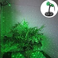 2016 de Luz Láser Proyector Láser Ducha A Prueba de agua Al Aire Libre de Vacaciones de Navidad Luces Centelleantes Estrellas Decoraciones de Jardín al aire libre