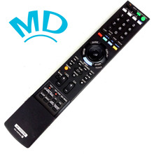 Used Original Replacement For Sony HOME THEATER remote control RM-ANP009 Audio/Video Receiver Remote Control for RHT-S10 RHTS10