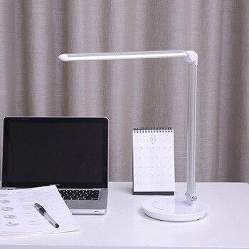 LEVOU Toque On/off Switch Modos 3 Clipe Desk Lamp 7000 K Proteção Para Os Olhos Leitura Dimmer USB Recarregável Levou candeeiros de mesa