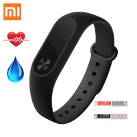 Original Xiaomi Mi Band 2 Smart Bracelet Heart Rate Monitor Xiaomi Band2 Smart Wristband Mi Band2