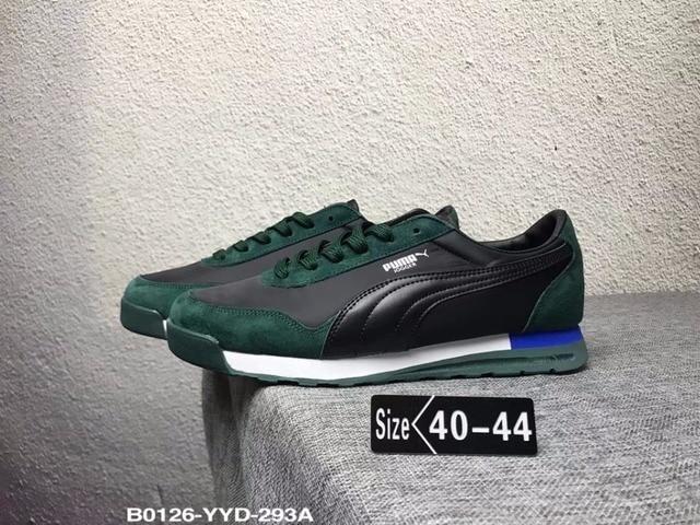 Puma Whirlwind CLASSIC Pria Jogger And Sneaker Sepatu Bulutangkis Bernapas  Sepatu Sneakers Size40-44 16e90b549f