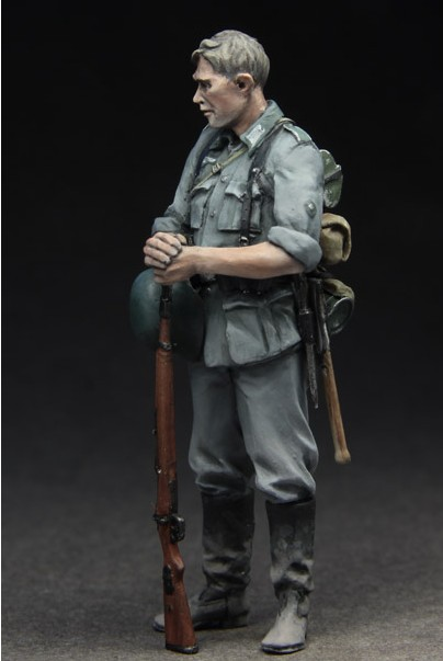 1:35 World War II German 312