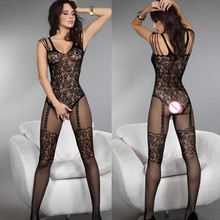 Erotic apparel Sexy Lingerie Women Sex Products Sexy Costumes Underwear Slips Fi
