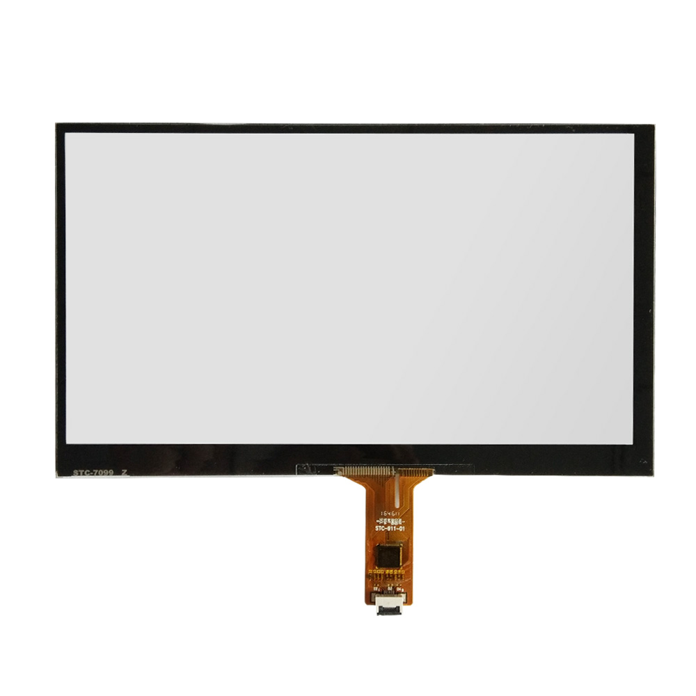 6.2 inch 7 inch 8 inch 9 10.1 inch capacitive touch screen usb control card For Windows 7 8 10 system free drive alc aws3266 7 inch connected touch screen surveillance system black