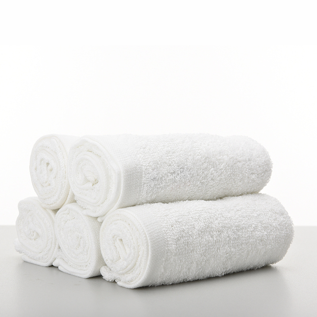hand towel. 33x73cm 1Pcs Soft 100  Cotton Hotel Towel Bath Washcloths Hand Towels 03