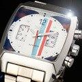 Jaragar Sport Full Steel Watch Top Luxury Brand Design Military Army Male Clock Mens Watches Automatic Mechanical Wrist Watch