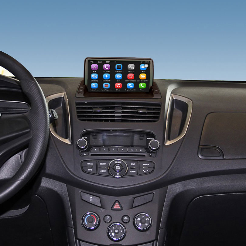 Upgraded Original Android 8 Inch Car Multimedia Player Suit To
