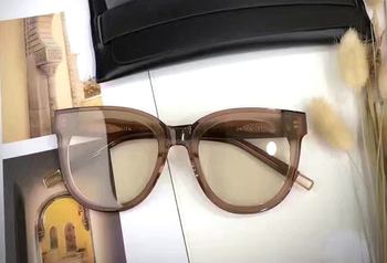 Gentle FLATBA Designer ladies sunglasses Multicolor Mirror In Scarlet sun glasses Vintage Female oculos sunglasses for women 8