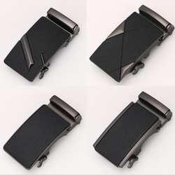 ZPXHYH модные для мужчин's Бизнес сплав Автоматическая пряжка уникальный мужчин табличка пряжки ремня для 3,5 см, мужская одежда аксессуары