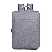 цены Unisex External USB Charging Casual Backpack Ladies Canvas Backpacks for Men Laptop School Bags Backpack for Teenagers