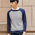 Sweater Men 2016 Brand Pullovers Casual Sweater Male O-Neck Multi-Color Slim Fit Knitting Mens Sweaters Man Pullover Men XXL hot
