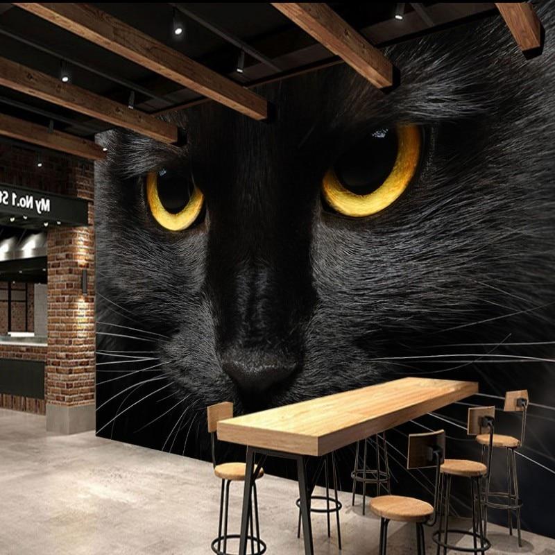 Unduh 400 Wallpaper Hitam Kucing