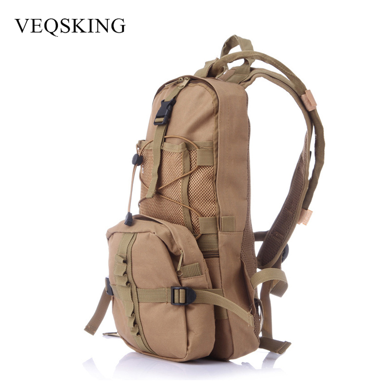 2.5L Water Bag Tactical Hydration Backpack Camping Military Camelback Running Bicycle mochila de Water Bladder Bag 3color