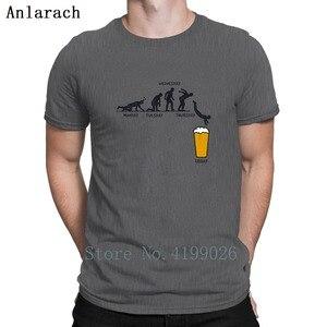 Image 5 - Забавная футболка с надписью Week Craft пиво, официальная креативная футболка европейского размера для мужчин, однотонная Классическая футболка в стиле хип хоп