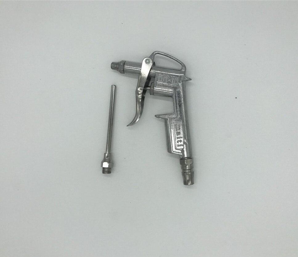 "NEW Air Compressor Dust Duster Trigger Handle 1//4/"" Compressed Nozzle Blow Gun"