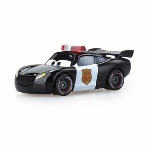 Image 5 - Disney Pixar Cars3 3 Lightning 39 Style McQueen Mater Jackson Storm Ramirez 1:55 Diecast Vehicle Metal Alloy Boy Kid Toys Gift