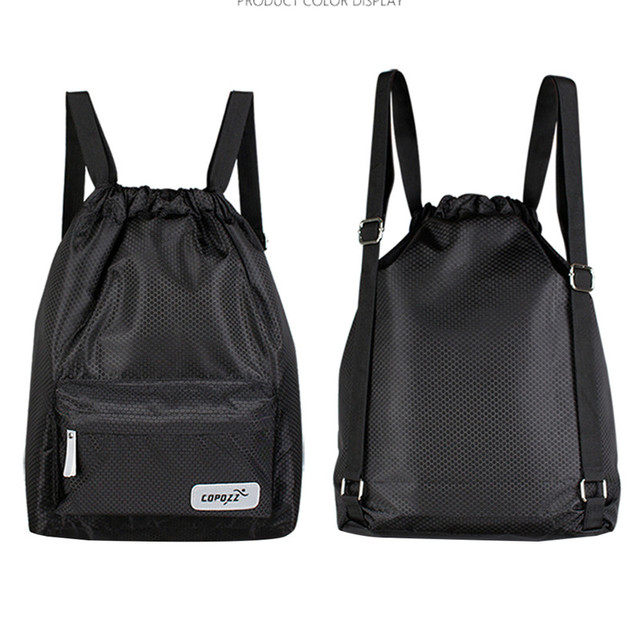 2ab2f712502c copozz Pvc Waterproof Combo Dry Wet Diving Swimming Swimsuit Bag Backpack  Gym Rafting Sports Outdoor Swim