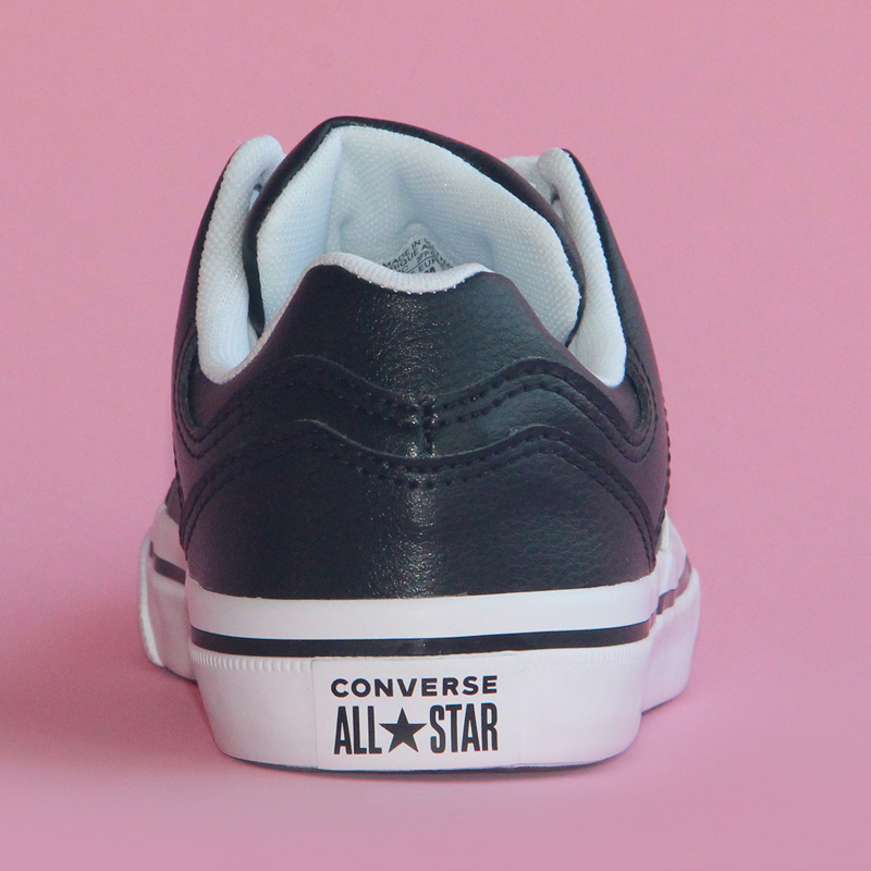 2019 NEW CONVERSE men's and women's shoes star arrow casual wear resistant sneakers PU leather Skateboarding Shoes 161608C-in Skateboarding from Sports & Entertainment    2
