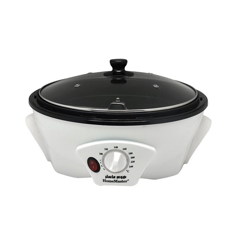 The New Coffee Baking Electric Baked Beans Machine Home Small Coffee Baking Machine Coffee Roaster