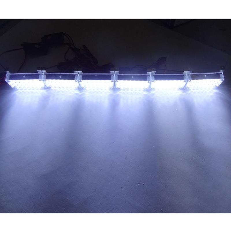 AEING 6 * 22 132 LED Avtomobil üslublu Flash Strobe Fövqəladə - Avtomobil işıqları - Fotoqrafiya 5