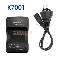 K7001 K 7001 Camera Battery Charger For Kodak KLIC-7001 KLIC7001 V610 V705 V550 V570 M753 M763 M853 M863 M893 M893IS M960 M963