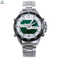 Men S Sport Watches LED Quartz Men S Wristwatch Hand Clocks Male Reloj Pulsera Erkek Kol