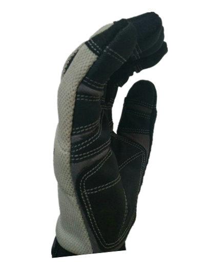 Image 4 - Extra Durable Puncture Resistance Non slip And ANSI Cut Level 3  Work Glove(Medium,Grey)-in Safety Gloves from Security & Protection