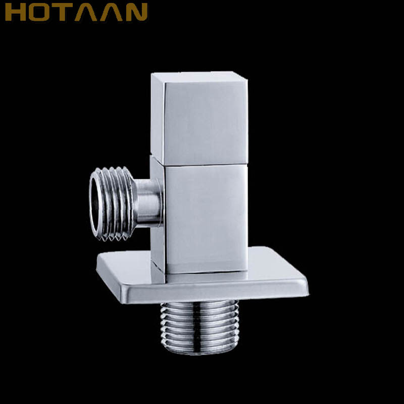 Free Shipping Triangle valve bathroom accessory 1/2*1/2 suqare angle valves ,YT-5137 angle valves working as spare parts and accessory for vsh