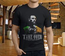 T Shirt Creator Regular Conor Mcgregor Doubt Me Now Black MenS O-Neck Short-Sleeve Mens Tee