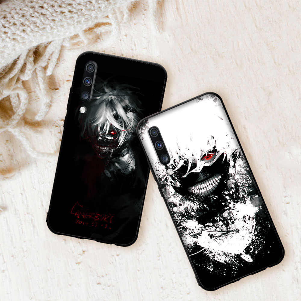 Tokyo Ghoul Anime Case สำหรับ Samsung Galaxy A50 A6 Plus A7 A8 2018 A5 A9 A10 A30 A40 a70