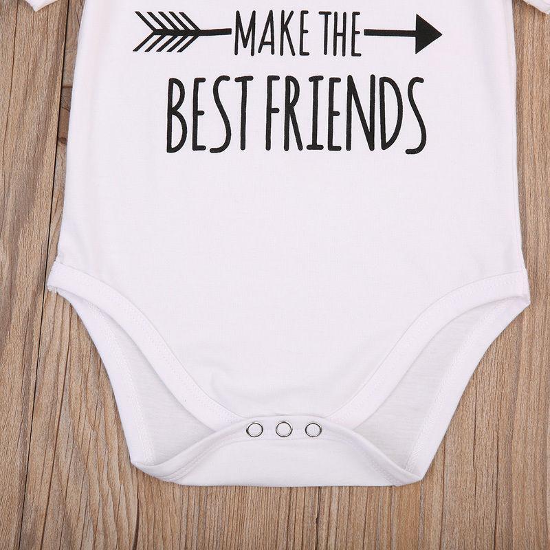 Նոր Cute Baby Rompers Ամառային հանդերձանք - Հագուստ նորածինների համար - Լուսանկար 4