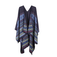 2016 Stylish Warm Blanket Scarf Woman Elegant Wrap Long Slit Plaid Thick Brand Shawls and Scarves for Women
