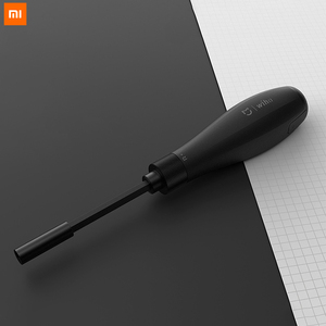 Image 2 - Xiaomi Mijia Wiha Kit de Precisão Chave De Fenda Magnética Bits 8 em 1 Uso Diário DIY Screw Driver Set Para Casa