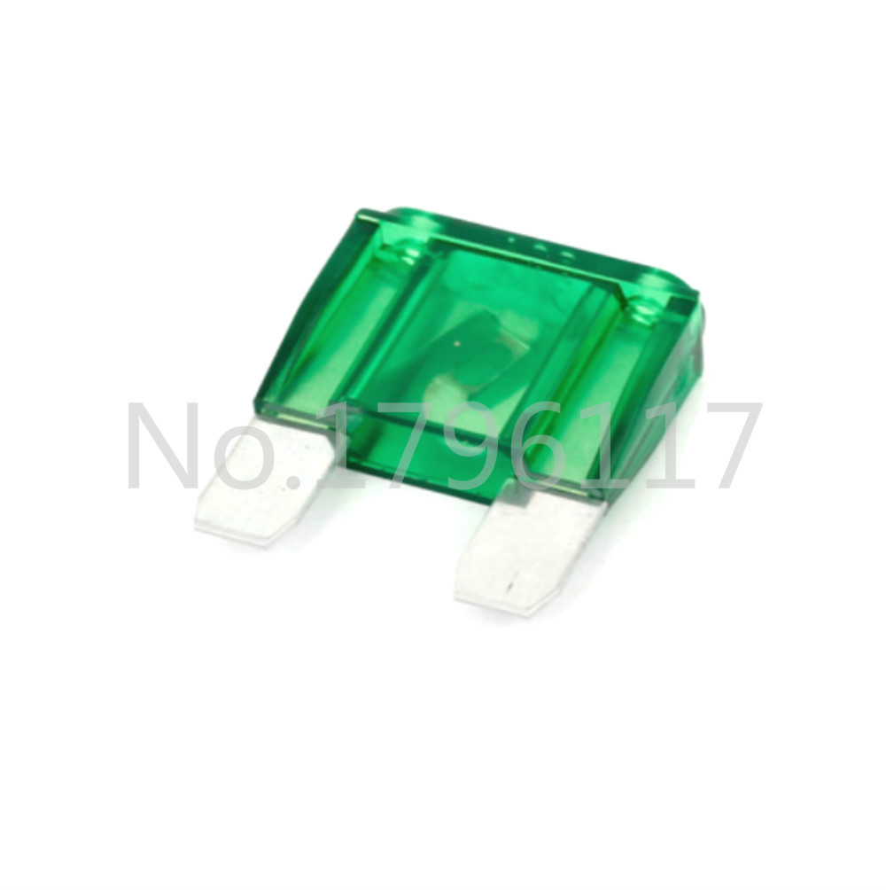 SKODA FABIA 00-07 Car fuses plug-in /& clip MINI FUSE SET
