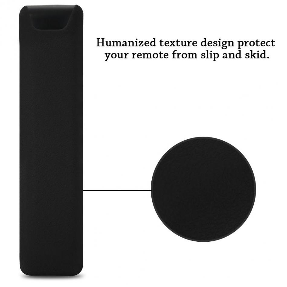 VBESTLIFE Universal Anti-drop Shockproof Protective Silicone Case Cover For Samsung Smart TV Remote Controller